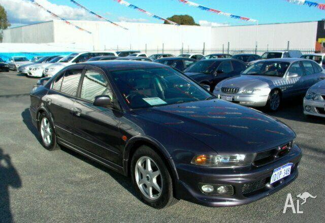 mitsubishi galant vr4 1999 for sale in bayswater western australia classified. Black Bedroom Furniture Sets. Home Design Ideas