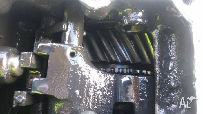 Mitsubishi L200, Triton, Pajero Transfer Case
