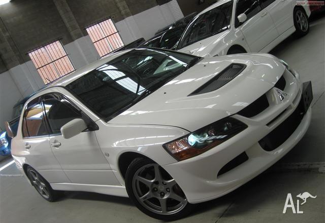 mitsubishi lancer evolution 8 evo viii evo8 mr 2004 for. Black Bedroom Furniture Sets. Home Design Ideas
