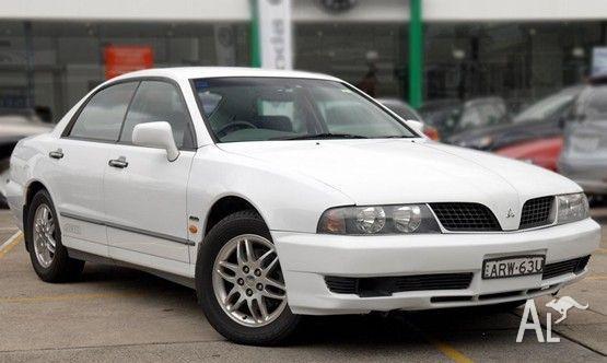 MITSUBISHI Magna AWD TJ Series 2  2003