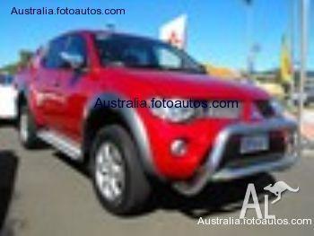 Mitsubishi Triton Glx R Double Cab Ml My09 2009