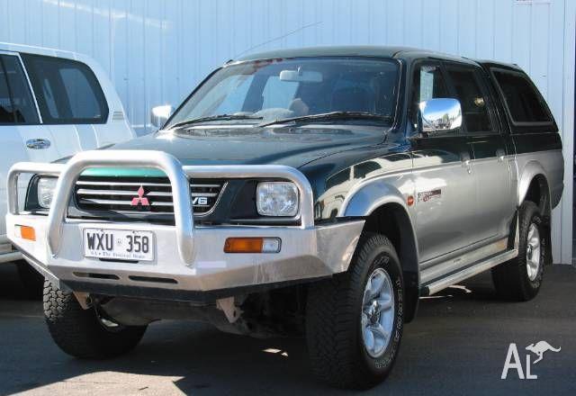 MITSUBISHI TRITON GLX (4x4) MK  1999
