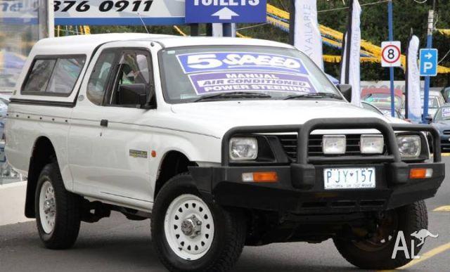 Mitsubishi triton for sale victoria