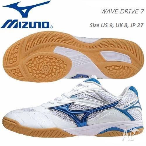 Mizuno Table Tennis Shoes Wave Drive 7 Size Us 9