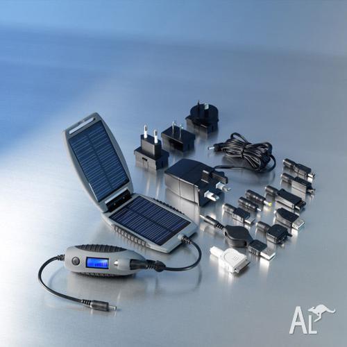 Mobile Phone Solar Charger - Powermonkey Exlorer
