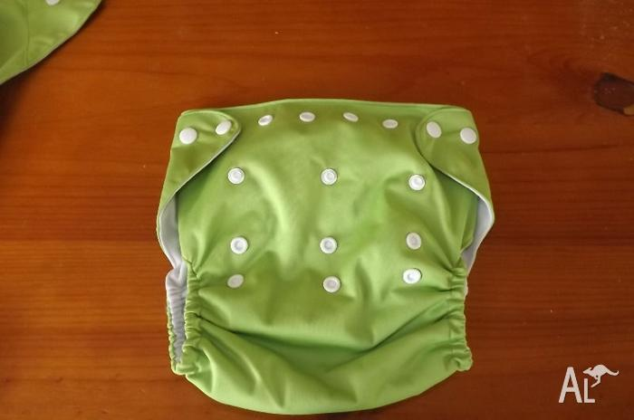 Modern Cloth Nappies (Alva Baby)