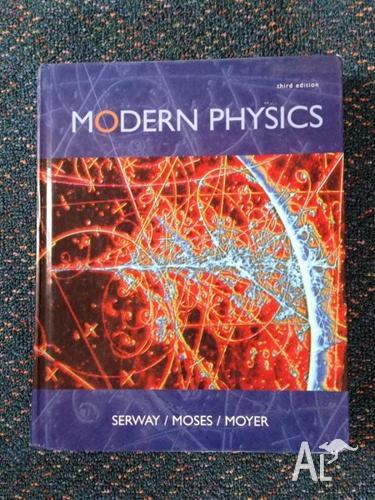 Physics book serway