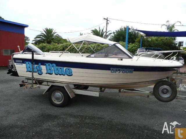 Monark windsor fishing boat second hand ski boat for for Monark fishing boats