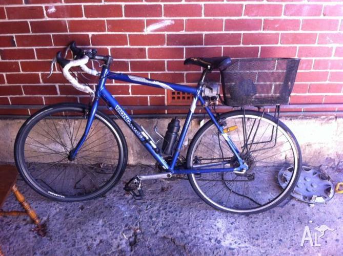 Mongoose Mens Road Bike