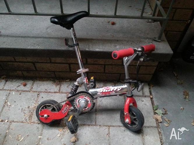 Monkey Bike Aka Clown Bike