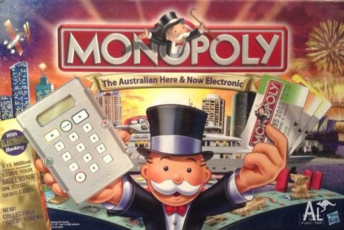 Monopoly (Australian) electronic