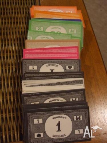 Monopoly - Money