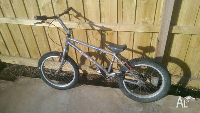 Monty Rhino Trials Bike