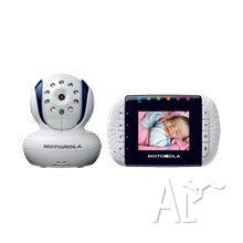 Motorola MBP33 - Baby monitoring system - wireless -