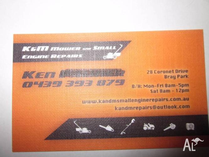 Mower Repairs & Service