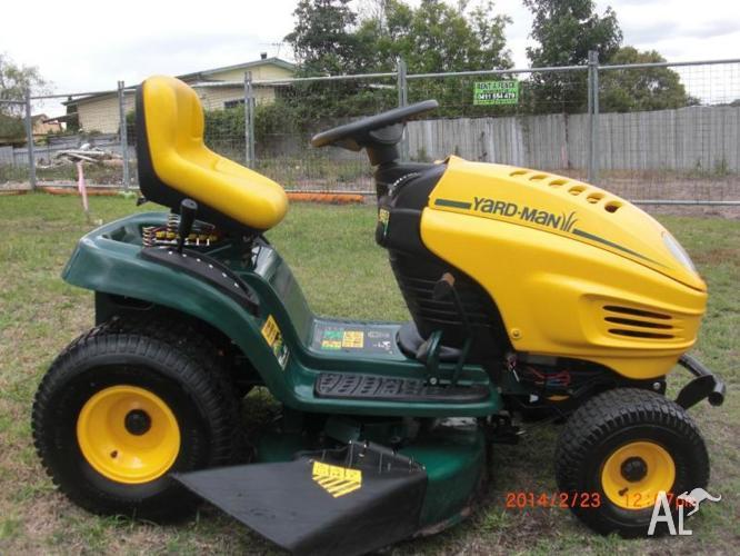 MTD Yardman ride on mower for Sale in KURRI KURRI, New South Wales