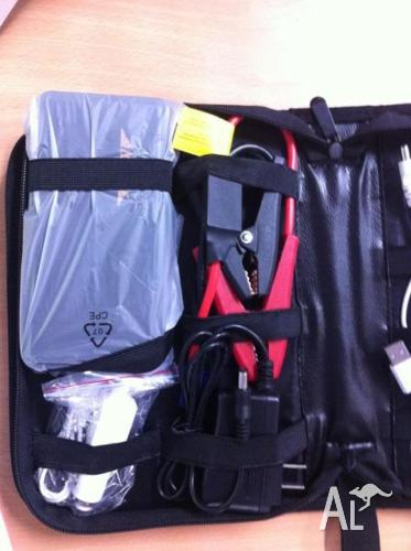Multple in car multi starter kits