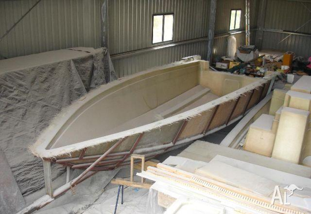 making a model boat mold ~ Sailing Boat Plans