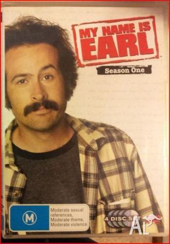 My Name is Earl Season 1 DVD $10