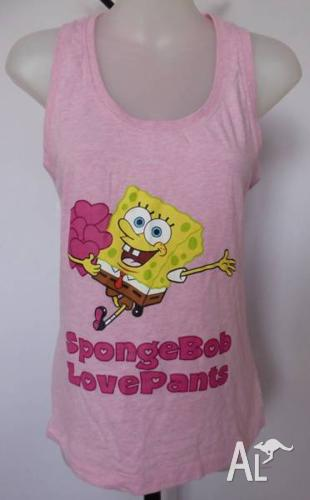 MY PINK OBSESSION - Girl's Size 16 Spongebob