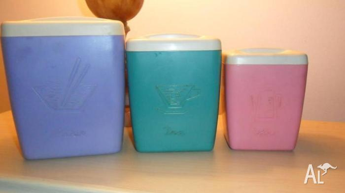 Nally ware cannisters-original