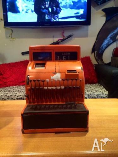 National cash register 1970's