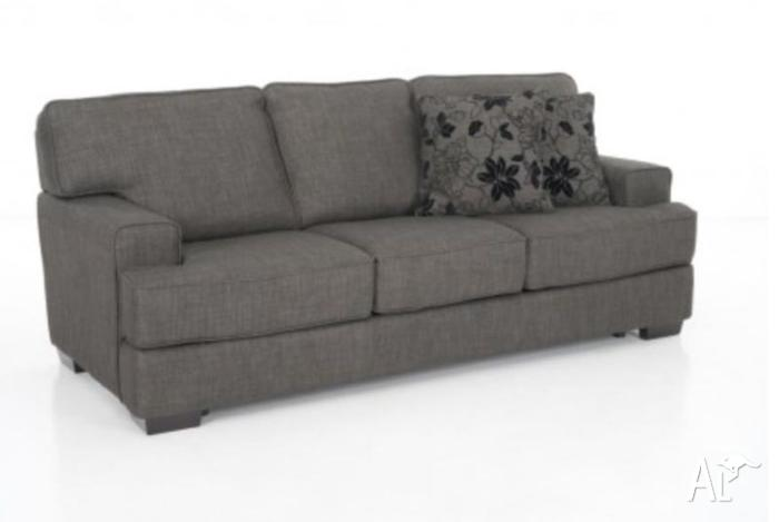 near new 39 shale 39 sofa bed for sale in grange south