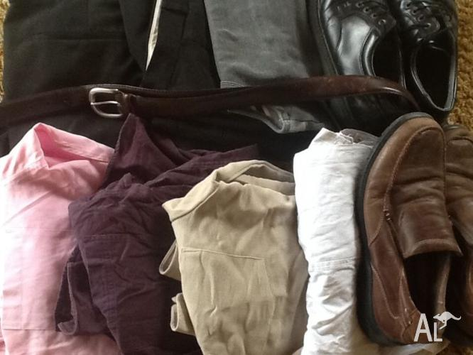 Neat casual men's pack