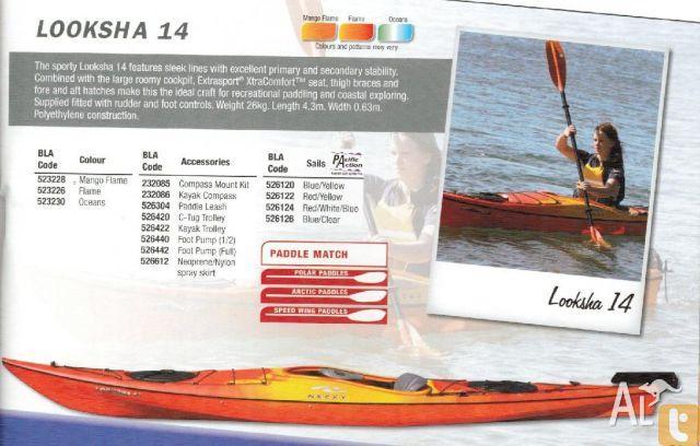 Necky Looksha 14 for Sale in CROYDON, New South Wales Classified