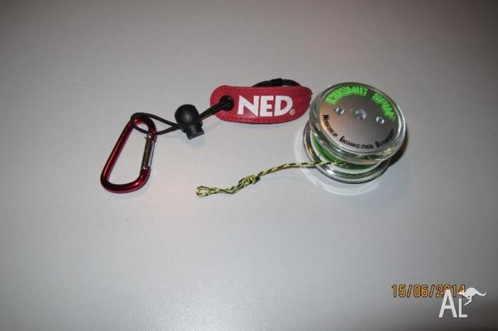 NED Cosmic Spin 2 Yo Yo - Green - The NED Show for Sale in ...