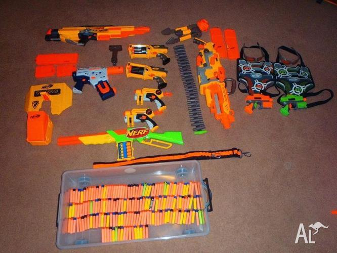 Nerf Guns **** FOR SALE****** Neg