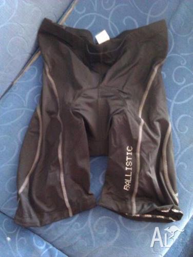 Netti Ballistic Bicycle shorts. 2XL