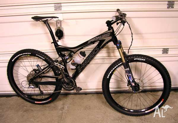 ca4665dc8ea NEW 2012 Specialized S-Works Stumpjumper FSR Carbon 29 for sell for ...