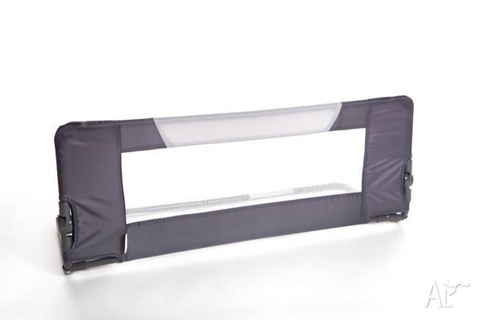 NEW Babyrest Toddler / Child Bed safety rail 100cm Grey