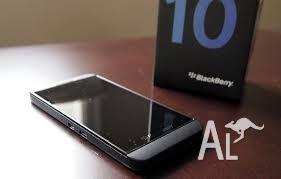 New Blackberry z10/q10
