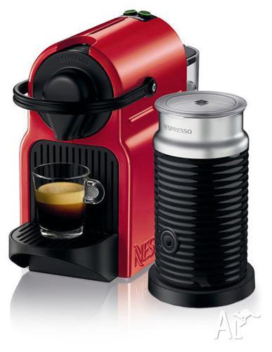 breville espresso machine pods