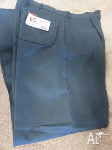 New Can't Tear Em Work Pants - Dark Green Size 92R