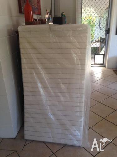 New foam cot mattress