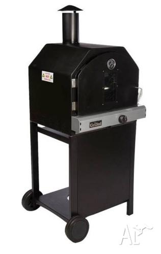 NEW Grilled Pizza Oven