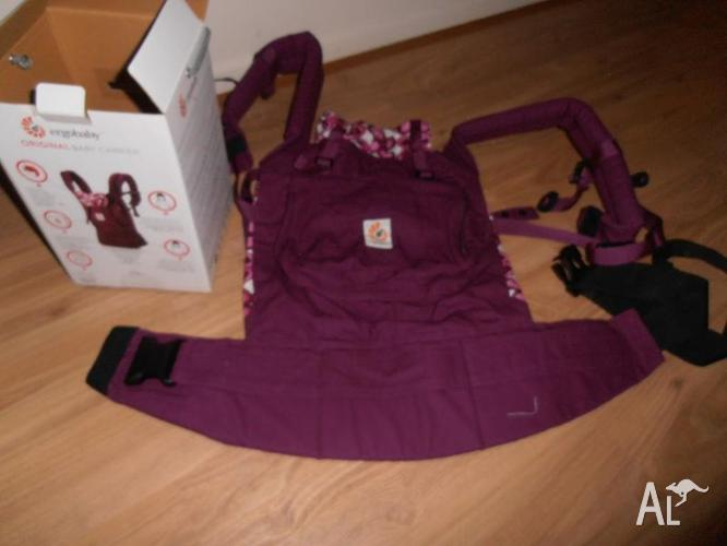 d029cf49fe8 NEW in box Mystic Purple ERGO baby Carrier for Sale in LABERTOUCHE ...