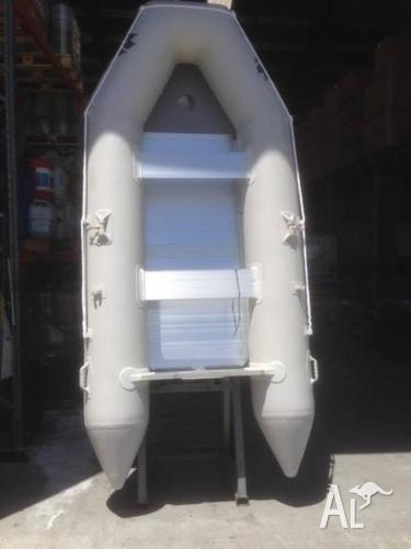 NEW INFLATABLE DINGHY BOAT - 2.7m, 3m, 3.3m Available!