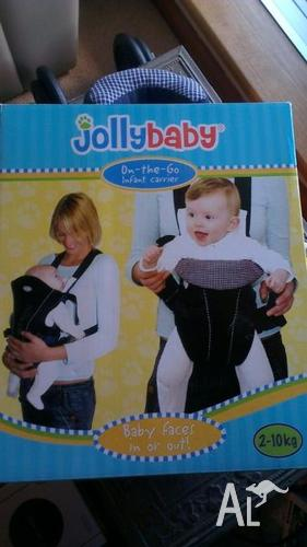 *New*Jollybaby Infant Carrier (baby carrier)