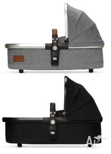 NEW Joolz Day Studio Carry Cot only - Gris or Noir -