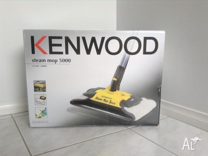 kenwood steam mop 5000 instructions