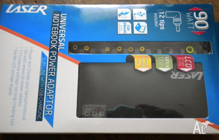 new laser notebook power adaptor