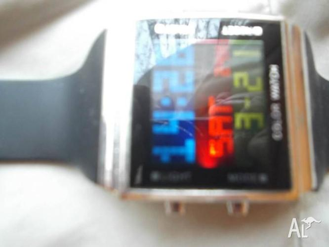 NEW LED MANS WATCH