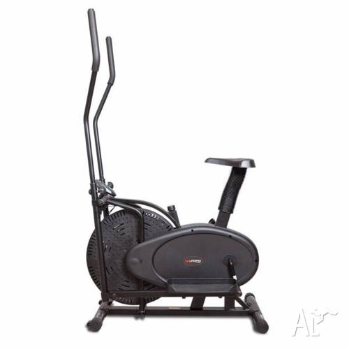 NEW Lifespan X-01 Cross Trainer Exercise Bike 2in1
