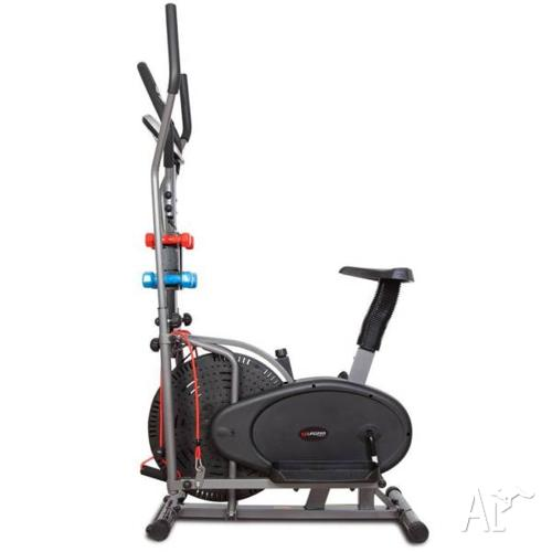 NEW Lifespan X-02 Hybrid Cross Trainer