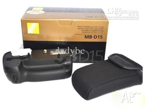 New Nikon MB-D15 Battery Grip for Nikon D7100 - MUST GO