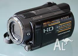sony handycam with night vision